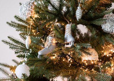 Julgranspynt förevigat på bild