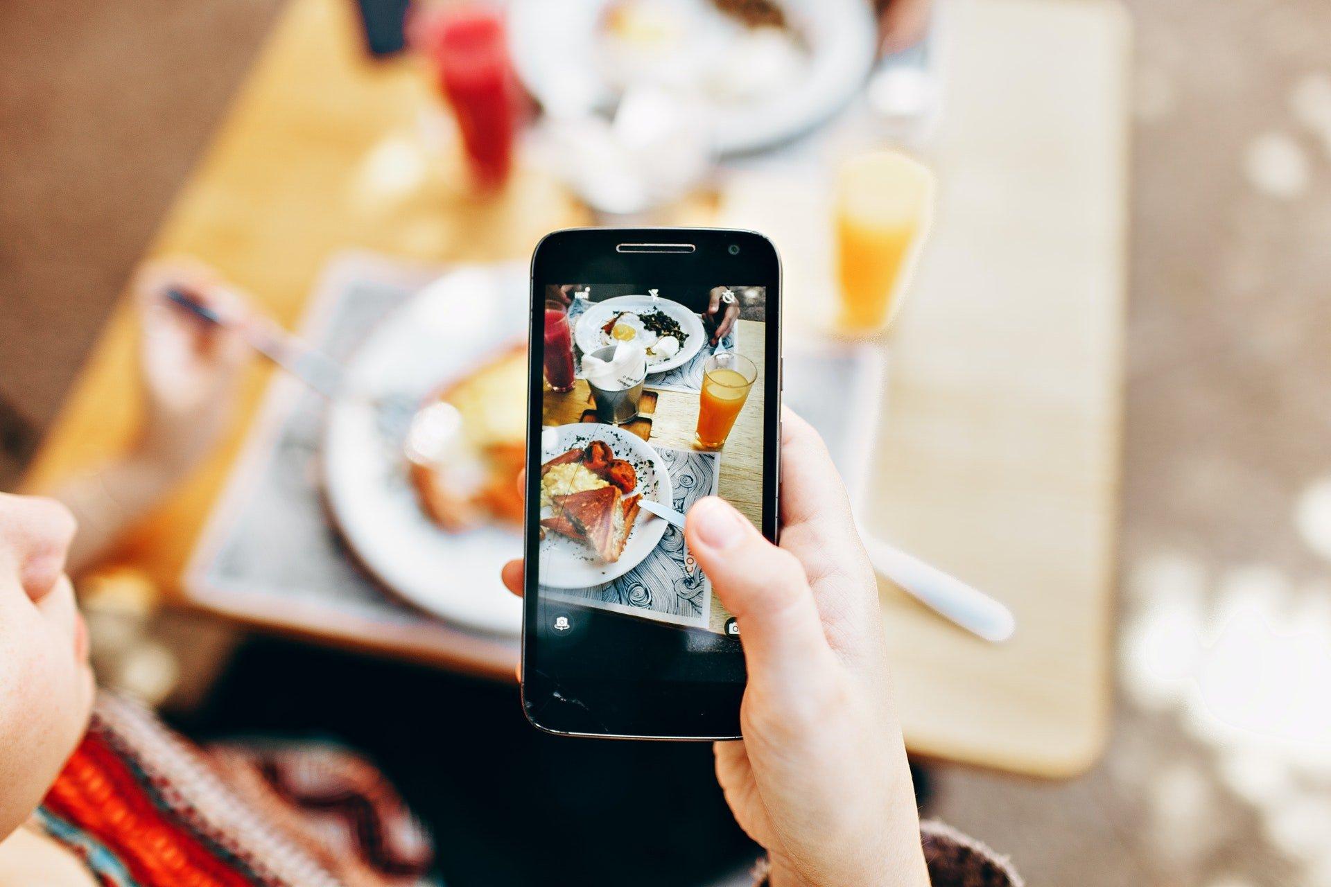 Ta bättre bilder med mobilen