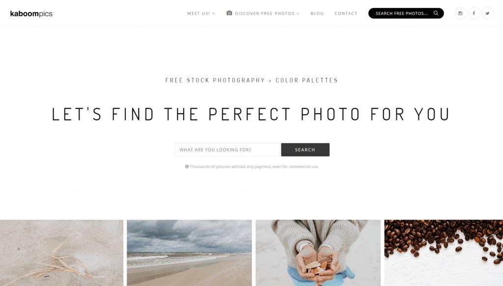 Kaboompics - gratis bilder med grym kvalitet