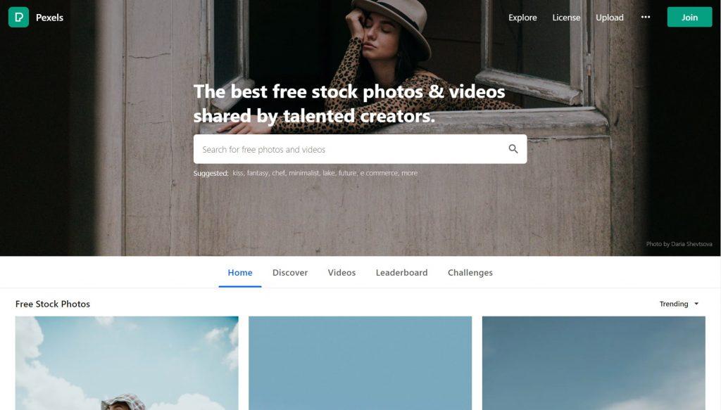 Pexels - gratis bilder med grym kvalitet