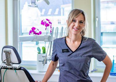 Heidi Gross - Lundatandvård - personal porträtt