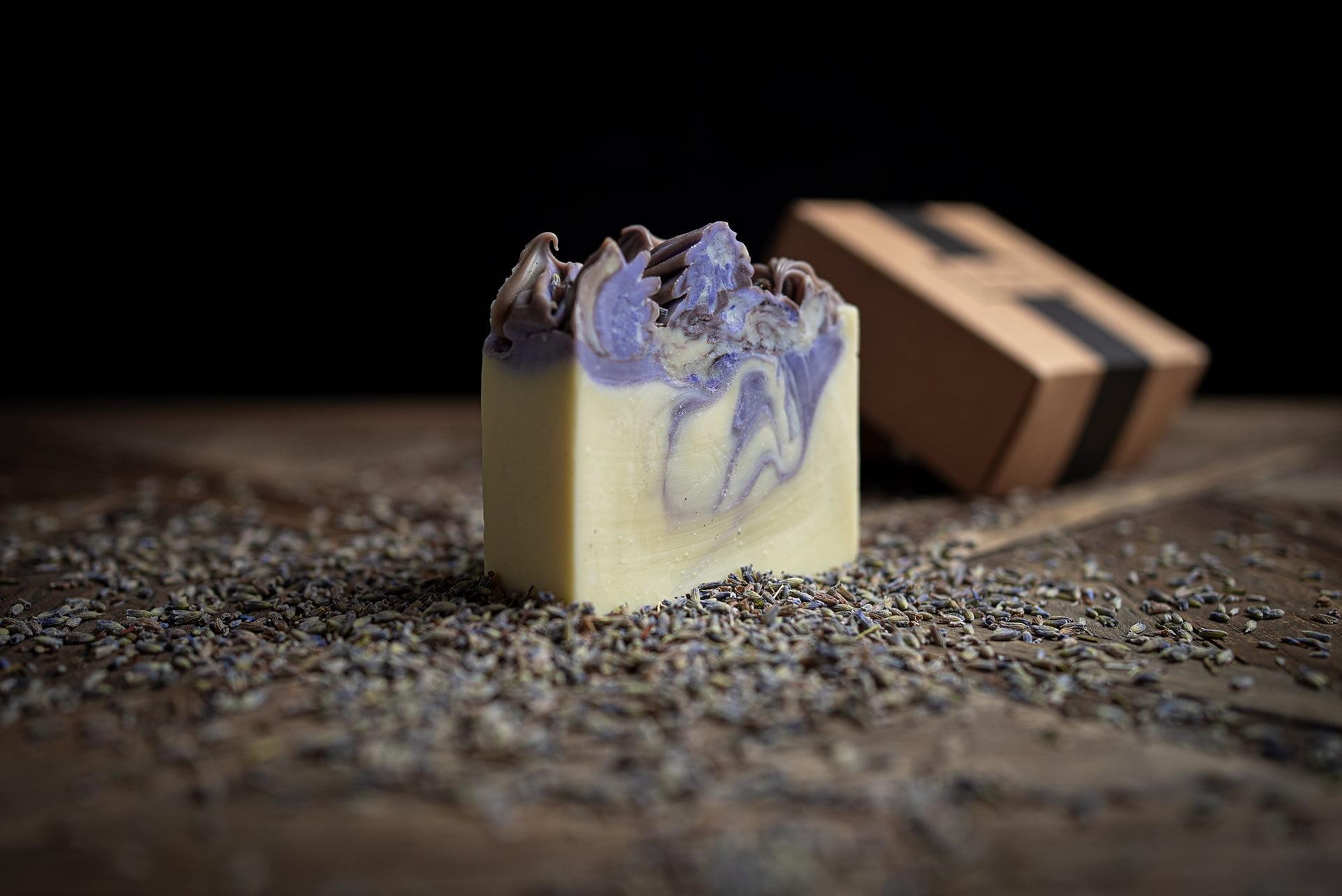 Fru M - Lavendel produktfoto